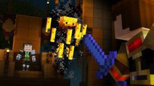 Minecraft story mode épisode 5 galerie 1
