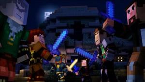 Minecraft story mode épisode 5 galerie 2