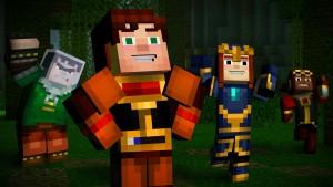 Minecraft story mode épisode 5 galerie 3
