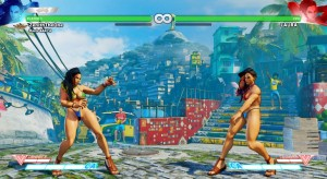 Street Fighter V Nude Mods Bikini Laura 02