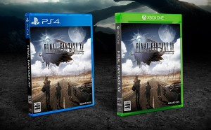 cover edition ff 15 ps4 xbox one