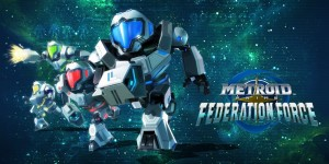 metroid federation force gameplay