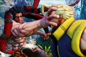 street fighter v patch mise à jour