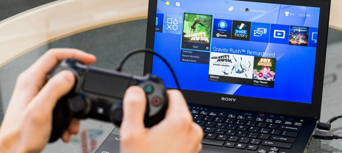 ps4 remote play pc