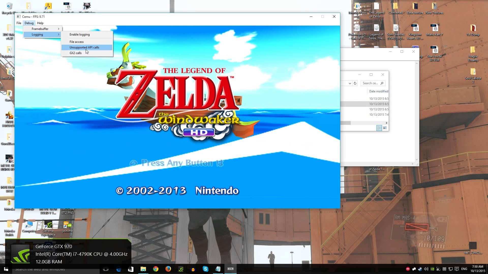Jouez à Vos Jeux Wii U Sur Votre PC Grâce à L'émulateur