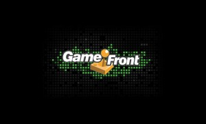 logo gamefront site