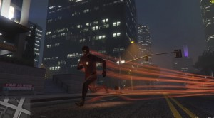 mod gta 5 super héros the flash 01