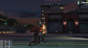 mod gta 5 super héros the flash 06