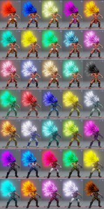 street fighter 5 costumes et couleurs 07