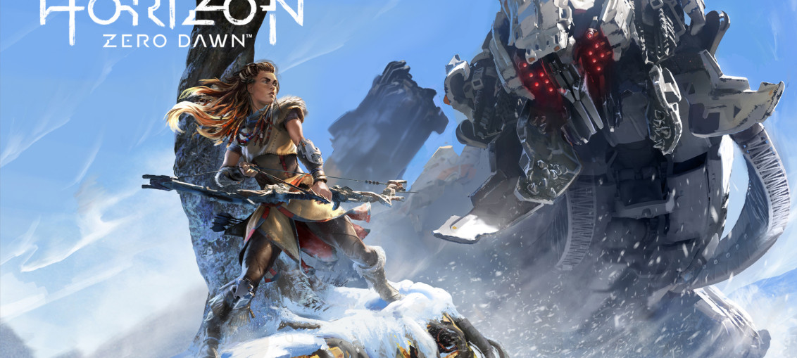 horizon zero dawn exclu ps4