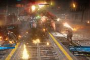 final fantasy 7 combat boss