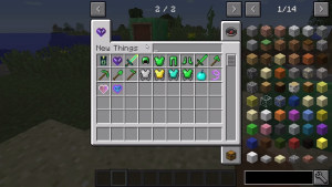 101 new things mod minecraft 3