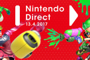 nintendo direct avril 2017