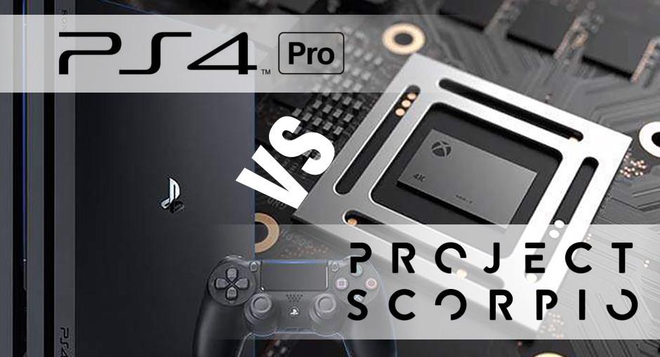 Xbox scorpio vs ps4 pro laquelle des deux consoles est la - Quel est la meilleur console ps ou xbox one ...