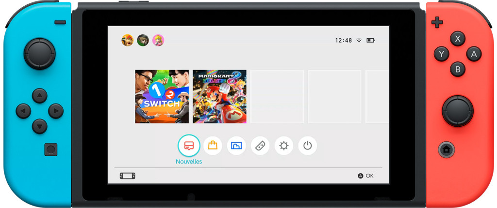 nintendo switch fake emulator