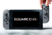 nintendo switch X square enix