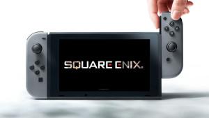 nintendo switch X square enix