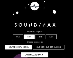 soundhax hack 3DS