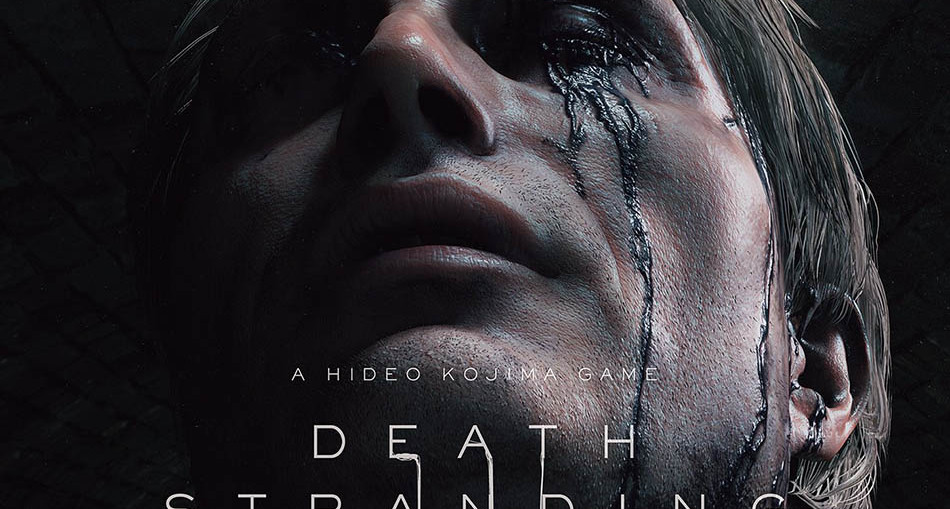 deathstranding ps4 kojima