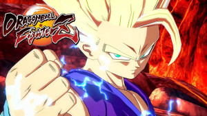 dragon ball fighter Z gameplay 2,5D