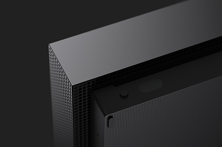 face console xbox one x