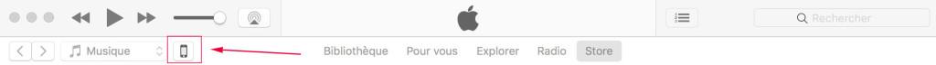 iTunes downgrade