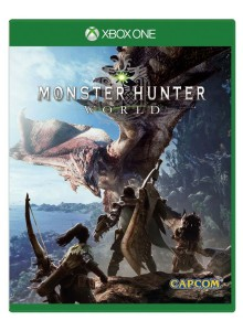 monster hunter world jaquette xbox one