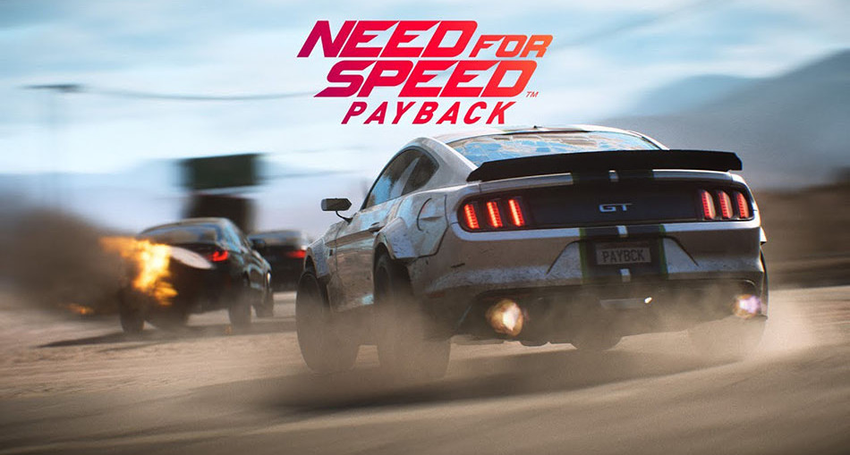 need for speed payback custom voiture