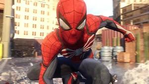 spiderman ps4 sony