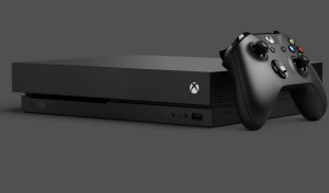 xbox one x console microsoft