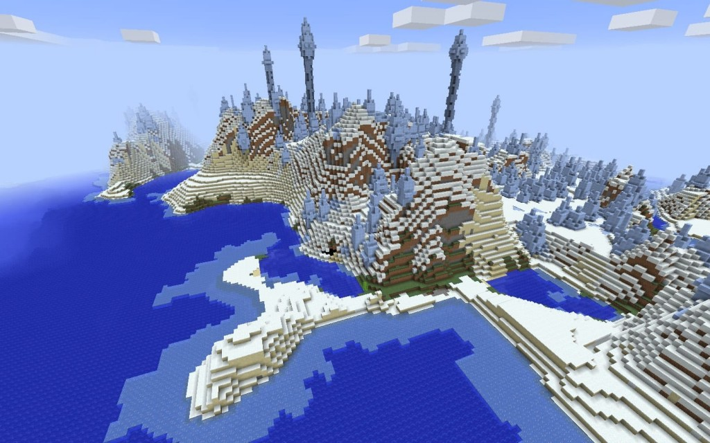 minecraft-ice-spike-seed