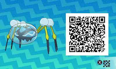 Tarenbulle-pokemon-ultra-QR-Code-pokedex-752