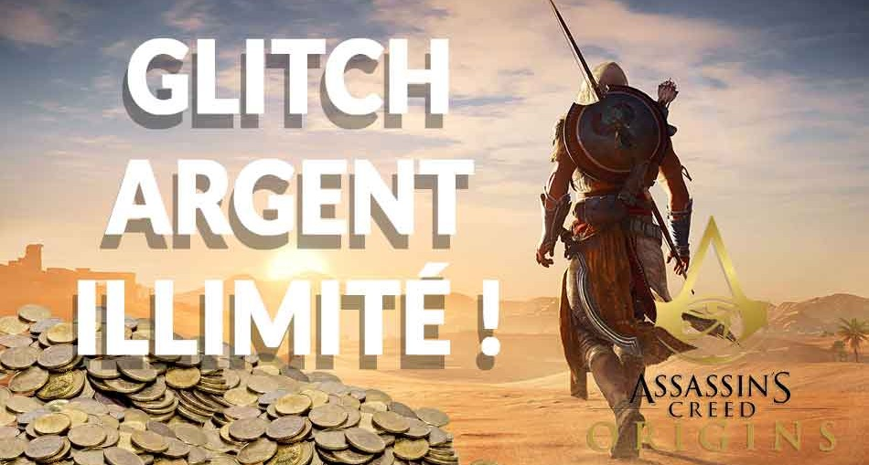 glitch-argent-illimite-assassins-creed-origins