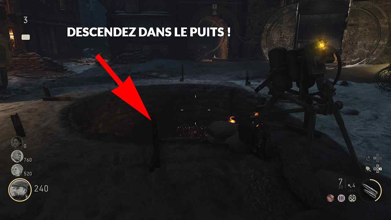 guide,CoD,WW2,zombies,activer,machine,amelioration,armes,