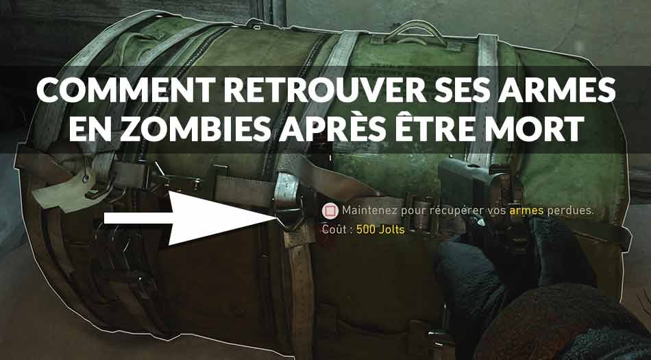 guide zombies call of duty ww2 comment r cup rer ses armes quand ont meurt g n ration game. Black Bedroom Furniture Sets. Home Design Ideas