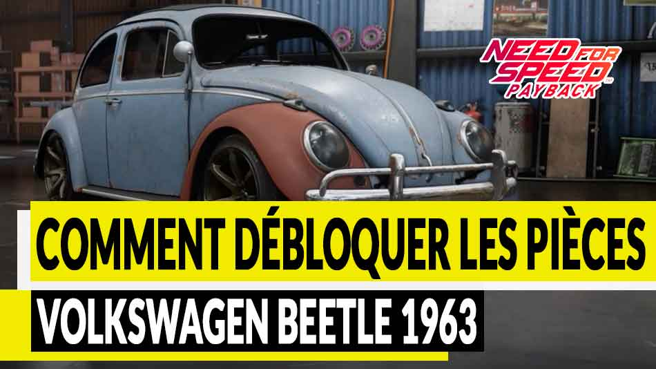Guide Need for Speed Payback ou sont les morceaux d'épaves ...