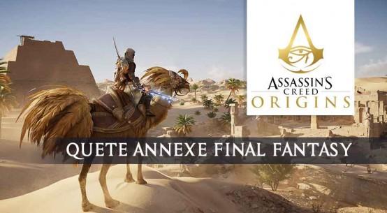 quete-final-fantasy-assassins-creed-origins
