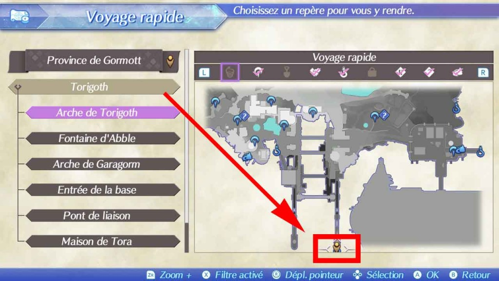 guide qu te secondaire xenoblade chronicles 2 comment finir l 39 affaire de la grue g n ration game. Black Bedroom Furniture Sets. Home Design Ideas