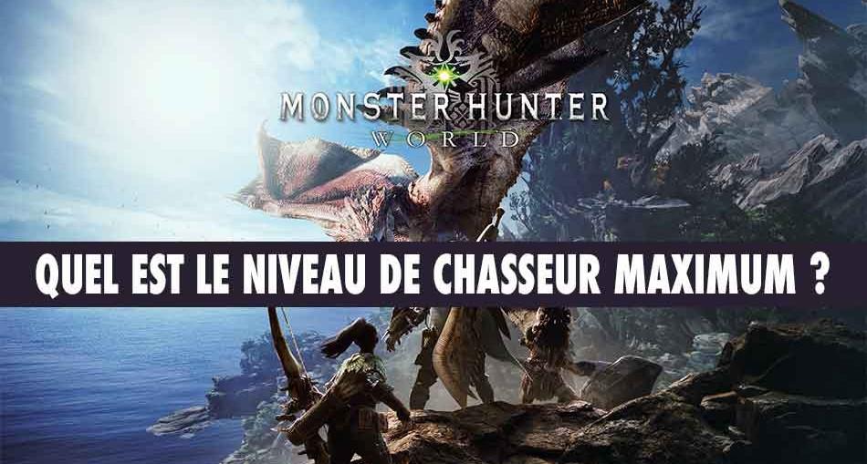 monster-hunter-world-niveau-de-chasseur-max
