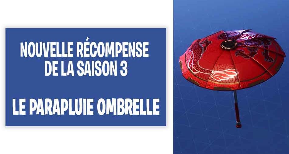 recompense-parapluie-ombrelle-saison-3-fortnite