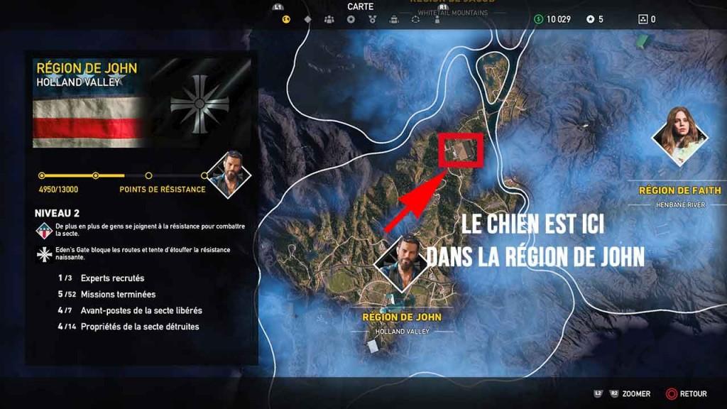carte-far-cry-5-region-john-ou-est-le-chien