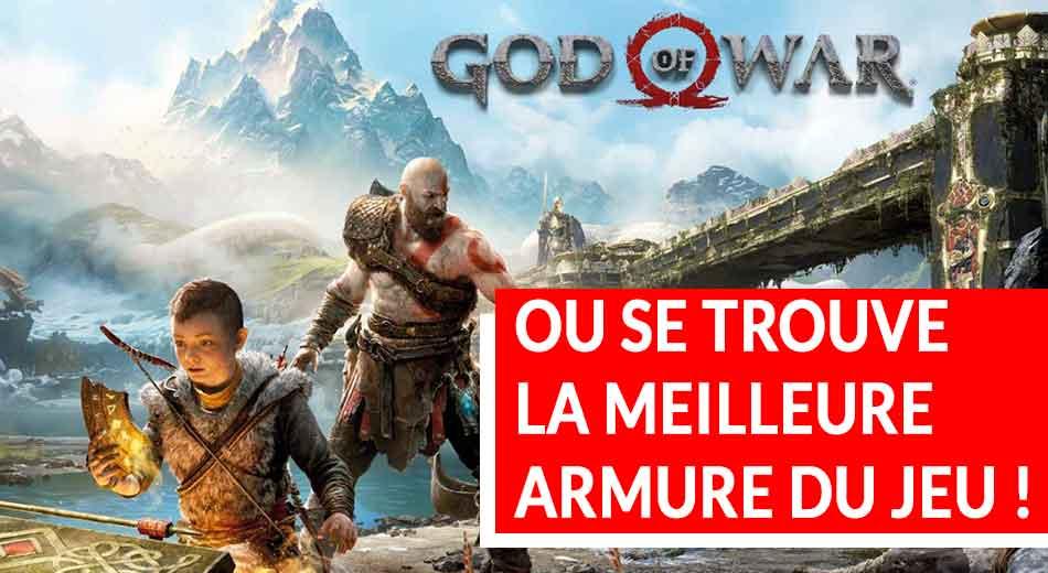 God of war quelle est la meilleure armure du jeu et - Quelle est la meilleure console xbox one ou ps ...
