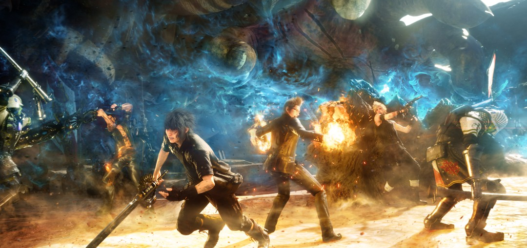 final fantasy 15 event