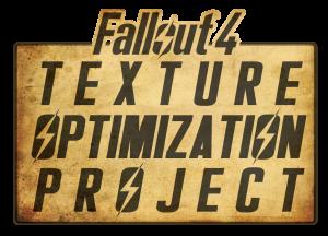 fallout 4 texture optimization mod