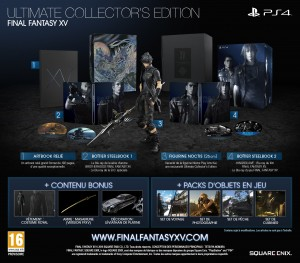 edition ultimate ff 15
