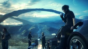 ff XV date sortie recap uncovered