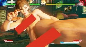 Street Fighter V Nude Mods Chun Li 03