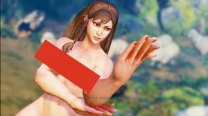 Street Fighter V Nude Mods Chun Li 04
