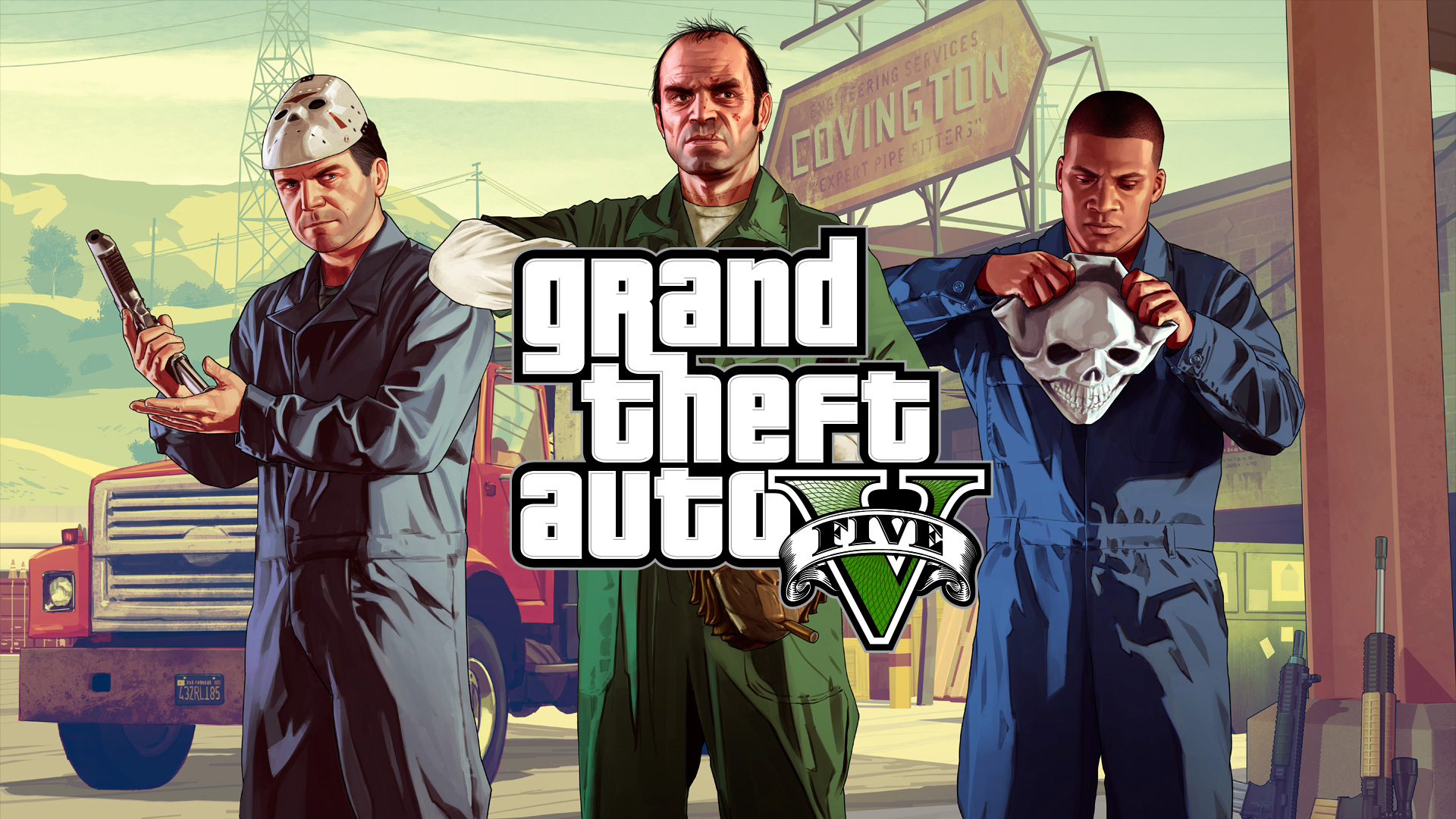 GTA 5 piratage torrent