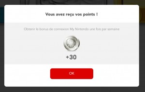 recompense my nintendo points